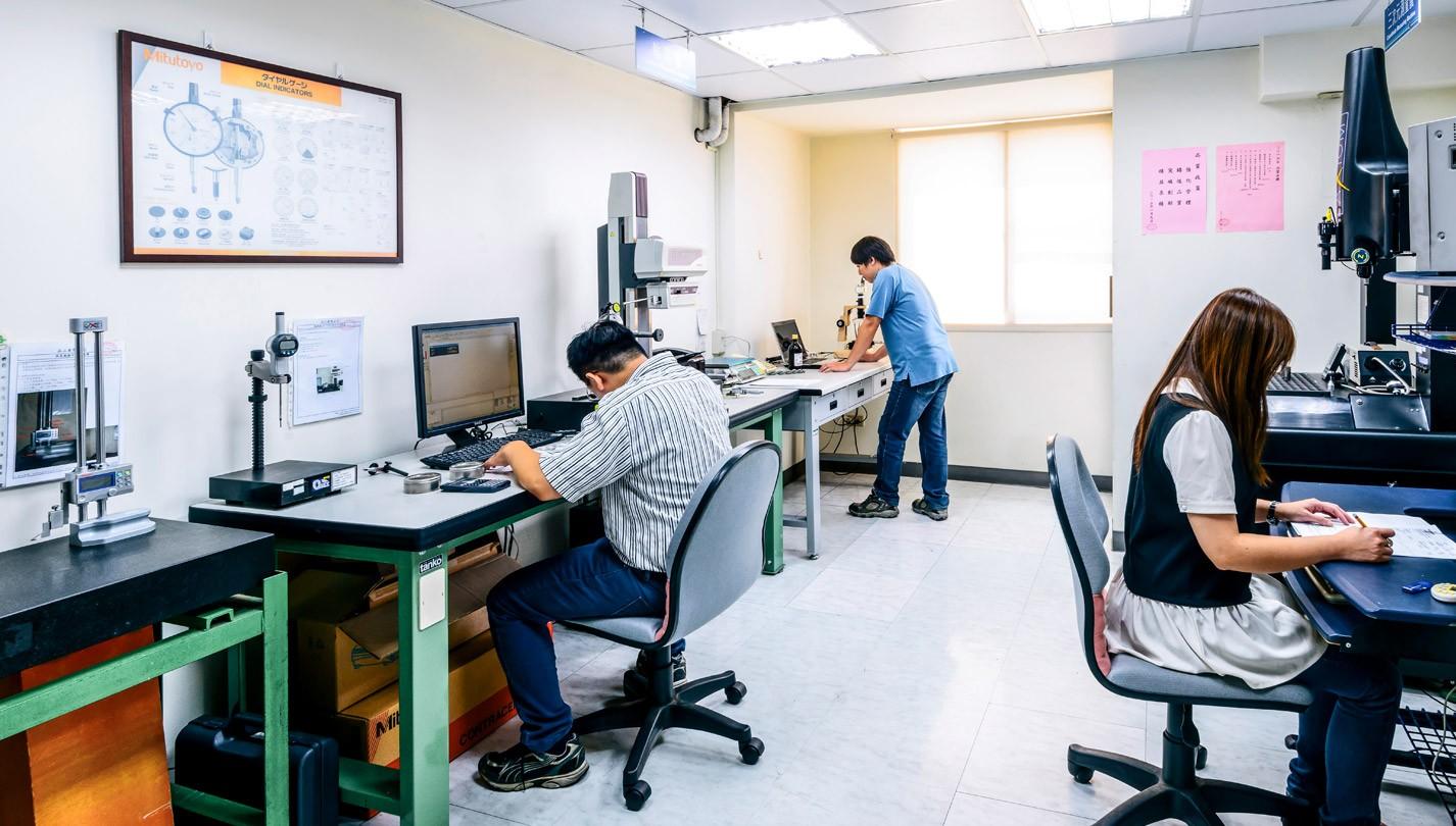 P-Sun International Co., Ltd Inspection